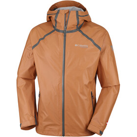 Columbia OutDry Ex Reign Jacket Men Desert Sun Heather